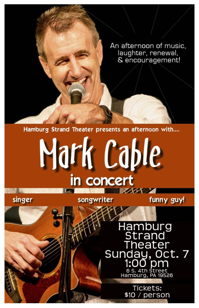 mark cable